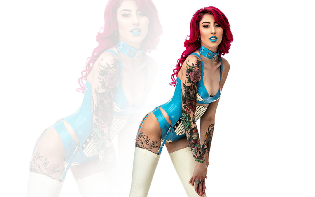 MEET OHNOITSLEX – TATTOO'D MODEL AND ANIMAL LOVER WITH LEGS FOR DAYS