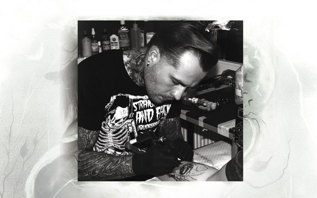 PRITT SALUSOO TALKS ART AND TATTOOS W/ TATTOO'D LIFESTYLE
