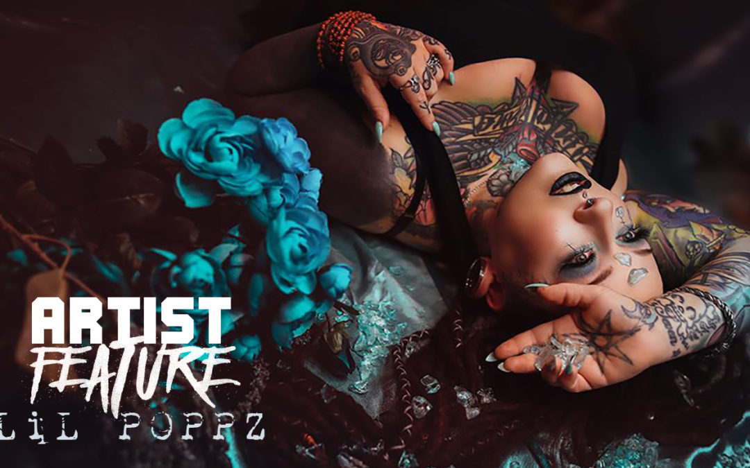 TATTOO ARTIST FEATURE – LIL POPPZ